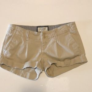 Abercrombie & Fitch size 0 shorts